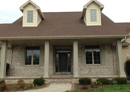 Exterior & Front Porch Painting