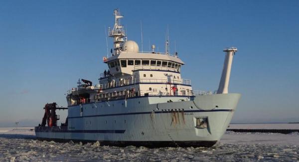 Research Vessel, R/V Sikuliaq