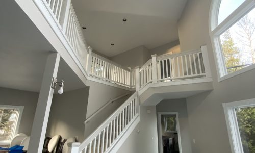 Stairways and Banisters