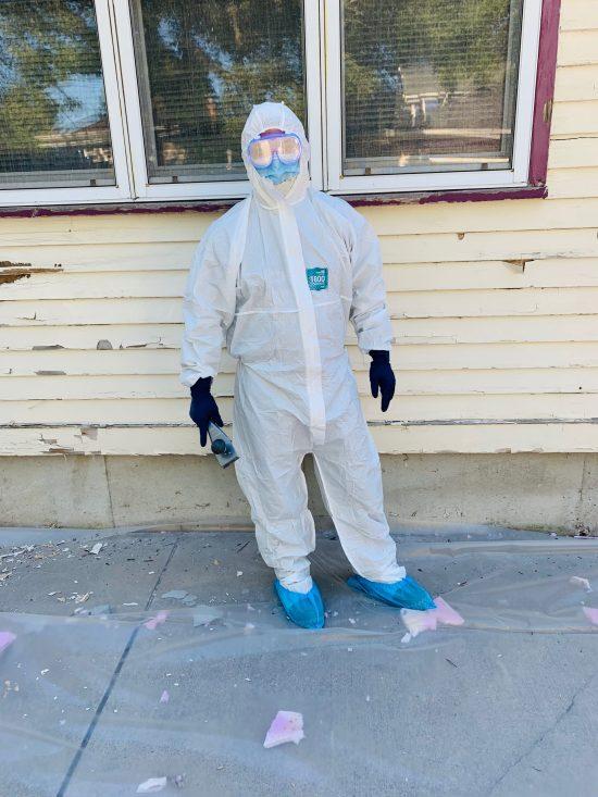 lead safe painter