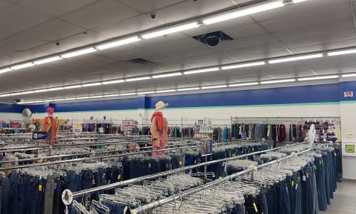 Retail Interior Painting Project