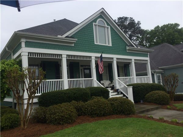 Peachtree City, GA – Exterior Painting