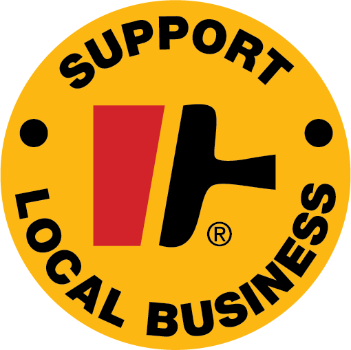 support local businesses - certapro painters of duluth & norcross