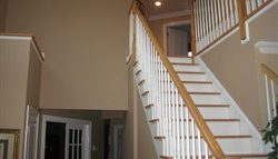 Interior painting in Franklin Lakes by CertaPro Painters of North Bergen County, NY