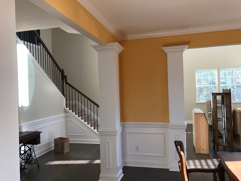 Interior Painting By Certapro House Painters In Jacksonville Fl