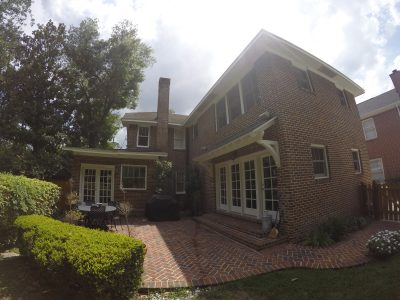 Exterior house painting by CertaPro painters in Jacksonville, FL