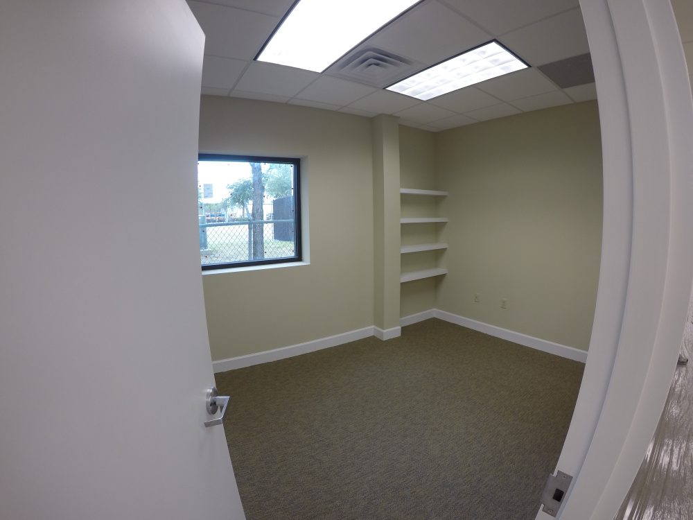 Commercial Office painting by CertaPro painters in North Jacksonville, FL