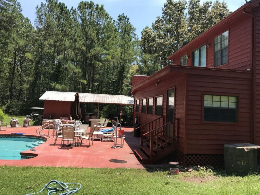Exterior painting by CertaPro house painters in Yulee, FL