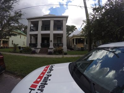 Exterior painting in North Jacksonville, FL - CertaPro Painters