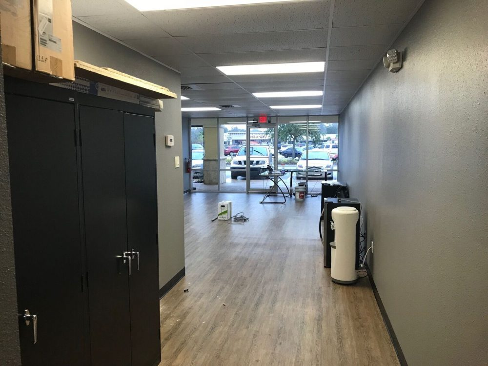 Commercial Office painting by CertaPro Commercial Painters in Jacksonville, FL