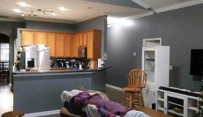 Interior painting by CertaPro house painters in Jacksonville, FL