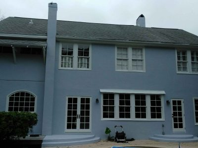 Exterior painting by CertaPro House Painters in Jacksonville, FL