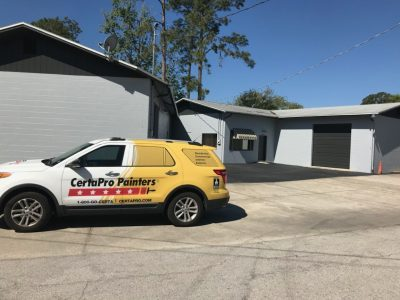 Commercial Painting by CertaPro painters in Jacksonville, FL