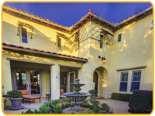Exterior house painting by CertaPro Painters in Carmel Valley
