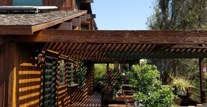 Deck staining in Escondido, CA - CertaPro Painters