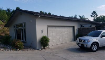 Exterior painting by CertaPro house painters in Escondido, CA