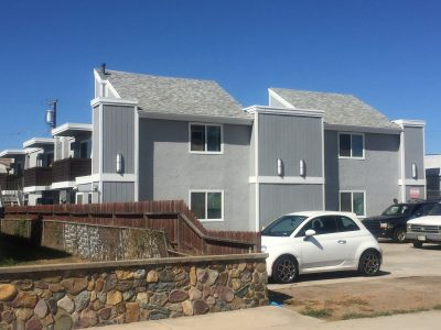 Commercial Apartment painting by CertaPro Commercial Painters in Normal Heights, CA