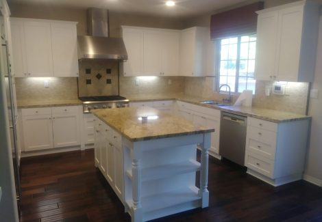 Interior and Kitchen Cabinet Painting