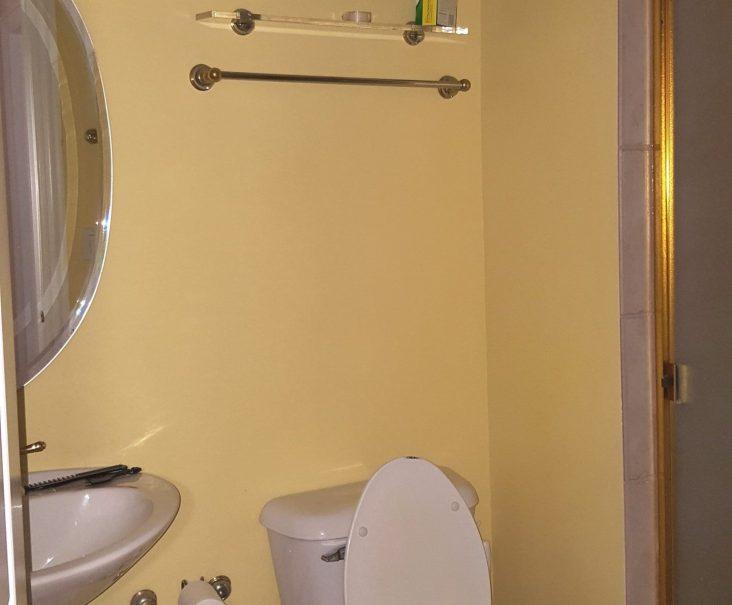 Residential Interior Bathroom Before