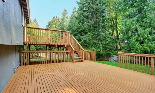 Certapro Painters of Northern Jackson Solid Wood Deck