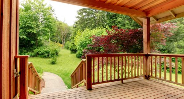 Check out our Deck Staining and Refinishing