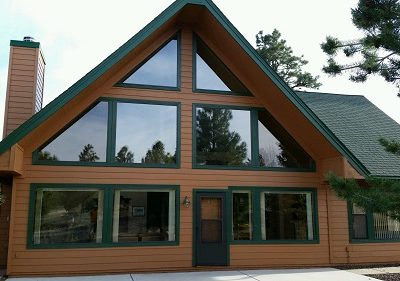 Exterior house painting by CertaPro painters in Flagstaff, AZ