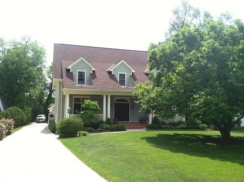 Exterior painting by CertaPro house painters in Covington, KY