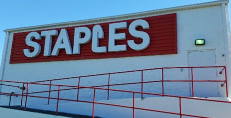 staples office supplies store raleigh, nc