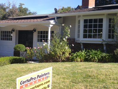 CertaPro Painters the exterior house painting experts in Granada Hills, CA