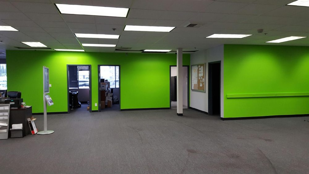 Commercial Office painting by CertaPro Painters of Northridge-Granada Hills, CA
