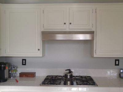 Interior house painting by CertaPro painters in Northridge, CA