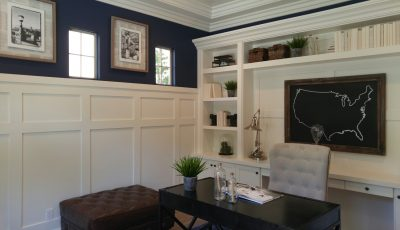 Interior living room painting by CertaPro house painters in Northridge, CA