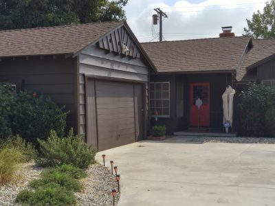 Exterior painting by CertaPro house painters in Northridge, CA
