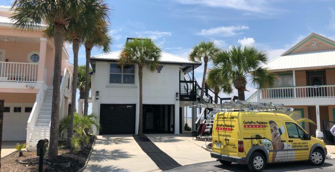 Residential Exterior Painting Navarre, FL ...