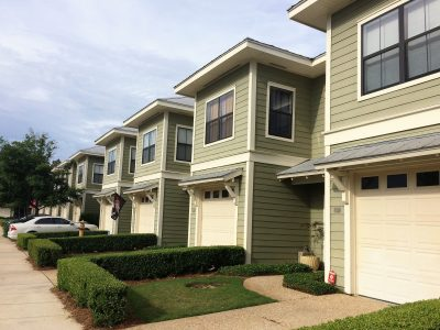 Commercial HOA Condo Painting