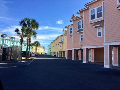 Commercial HOA Condominium Exterior