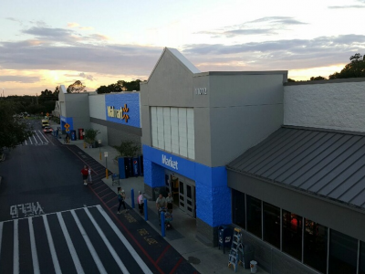 Commercial Retail Exterior Painting Panama City, FL