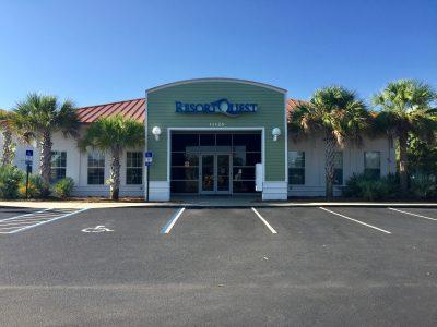 Property Management Office Exterior Miramar Beach, FL