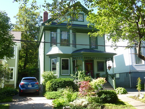 Exterior painting by CertaPro house painters in Halifax, NS