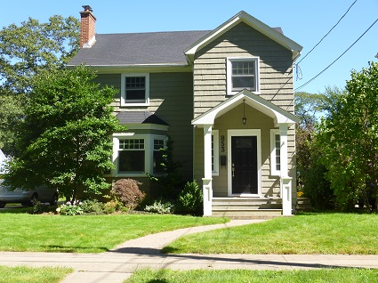 Exterior house painting by CertaPro painters in Nova Scotia