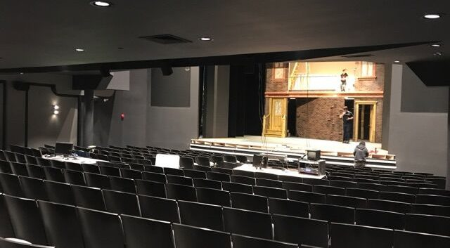CertaPro Commercial Painters in Halifax, NS - Neptune's Theater