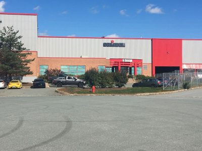CertaPro Commercial Painters in Halifax, NS - Exterior Samuel building