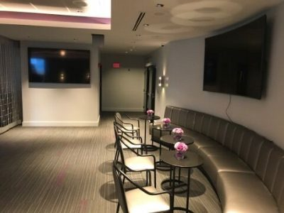CertaPro Commercial Painters in Halifax, NS - Neptune's Theater waiting area