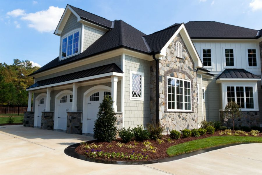 Exterior house painting by CertaPro Painters of Novi, MI