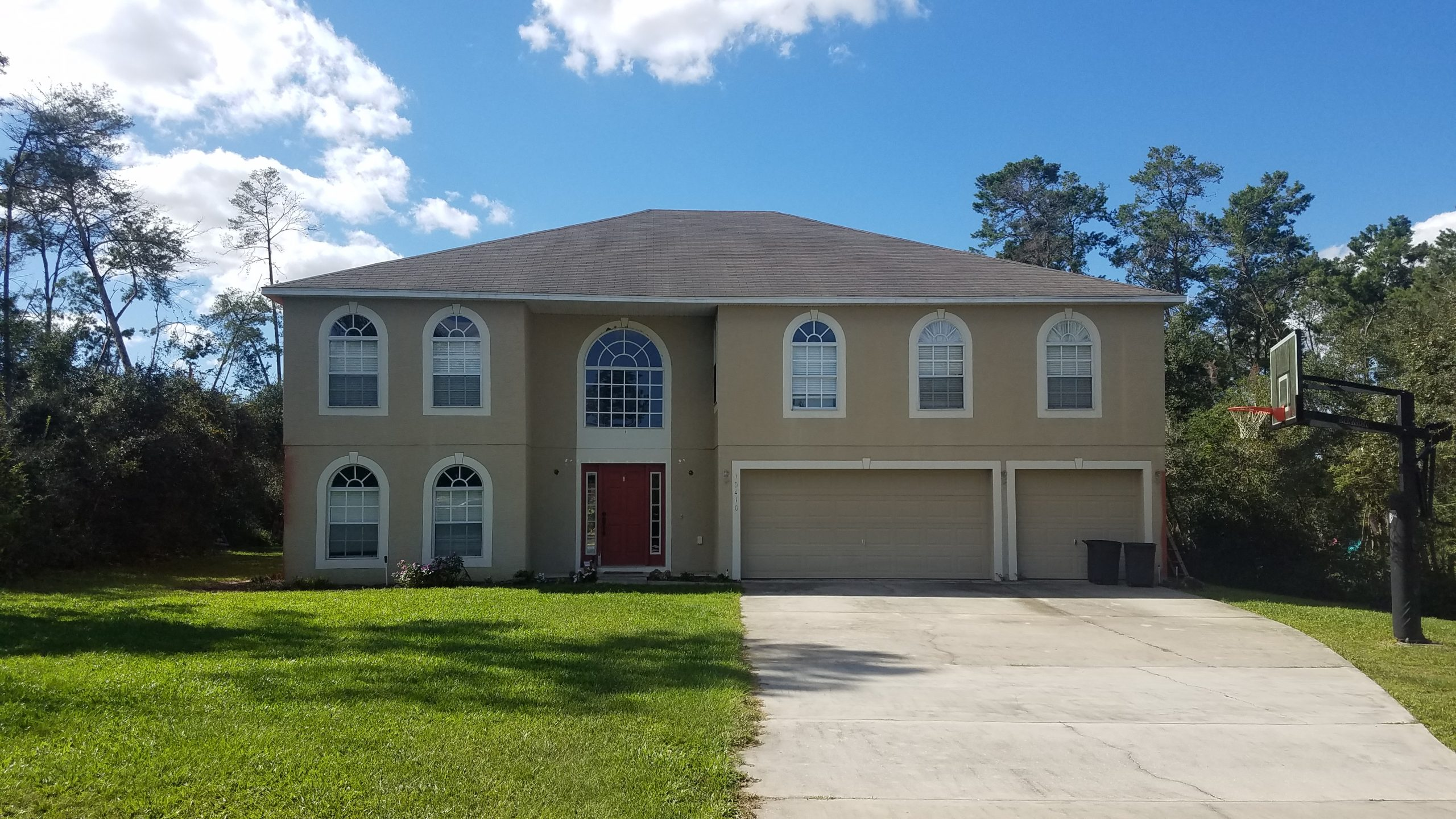 Exterior House Painting Ocala, FL Before