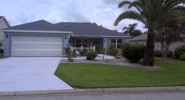 Vinyl Siding Painting in The Villages, FL