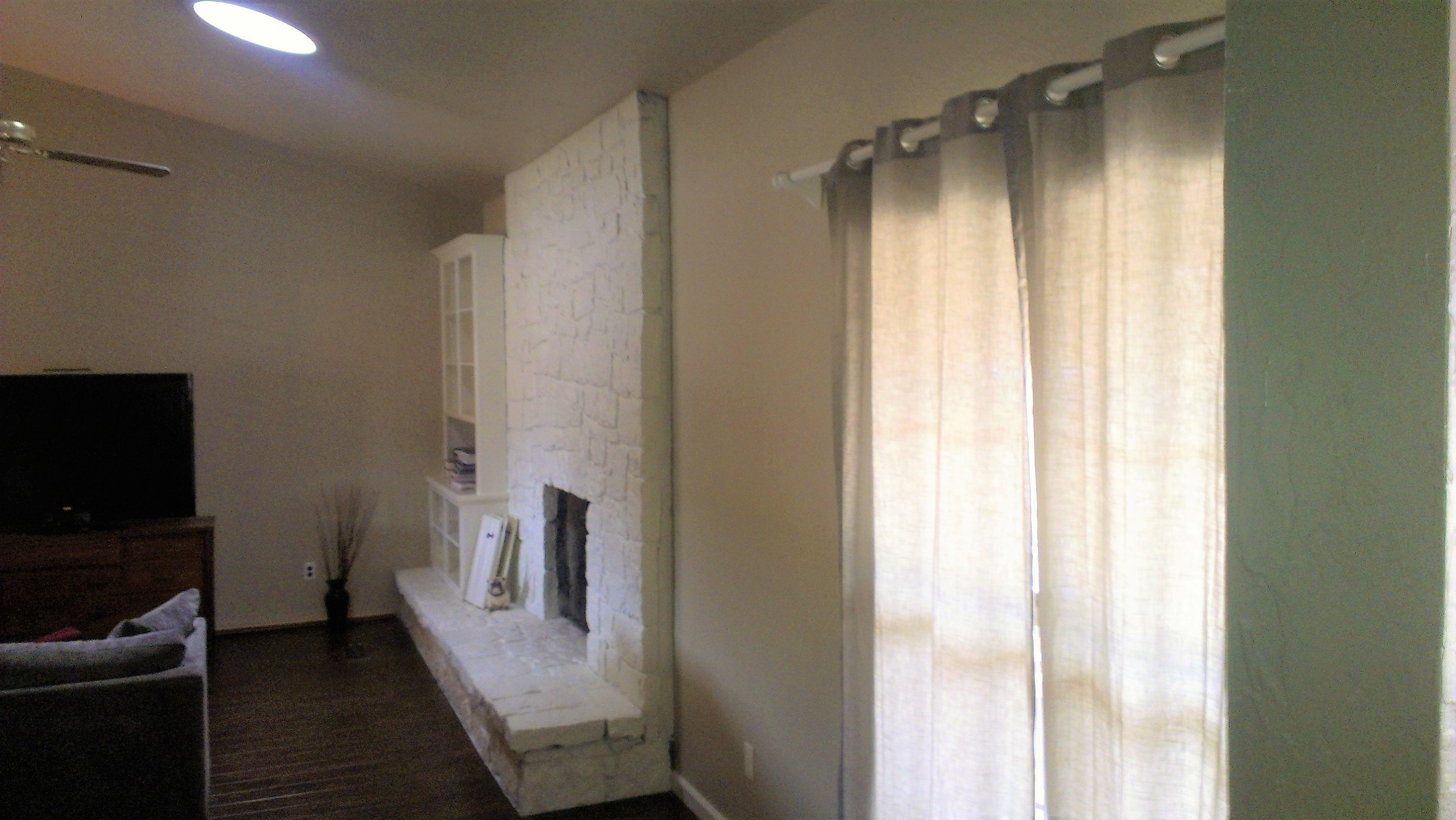 painting project in Edmond, Oklahoma
