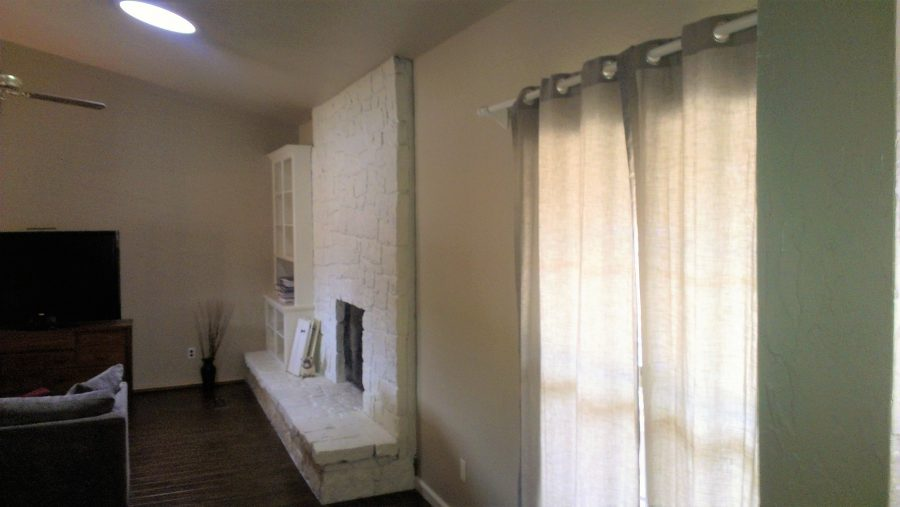 Residential Interior Fireplace
