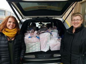 CertaPro Painters of Omaha - Delivering Presents to Open Door Mission
