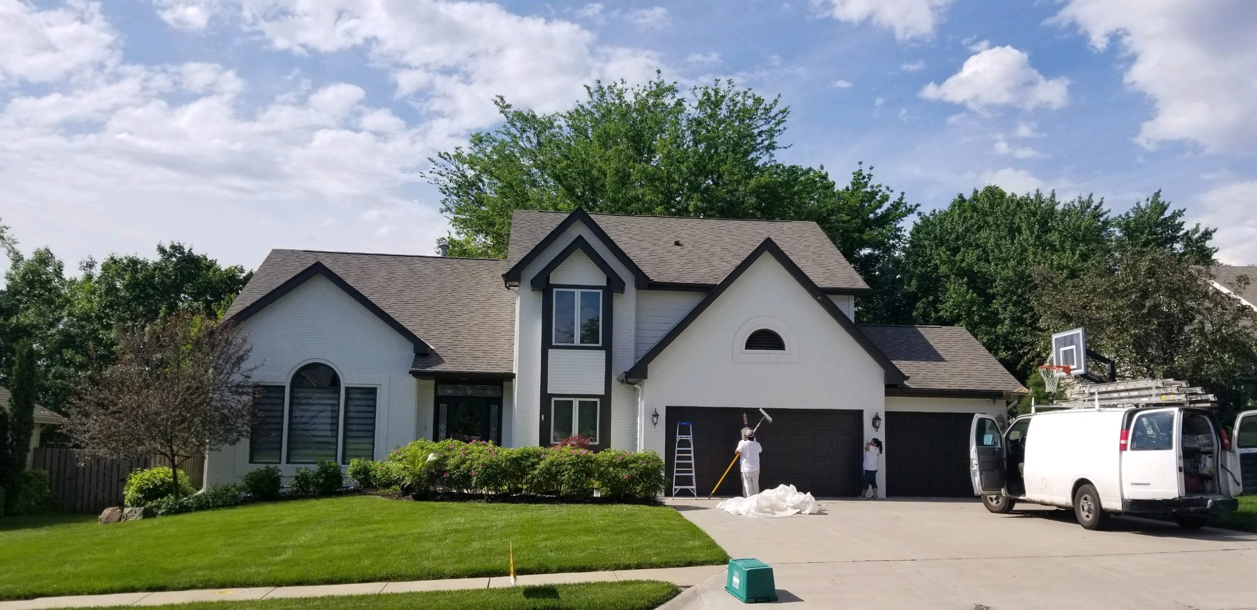 CertaPro Painters of Omaha, NE Exterior House Painters